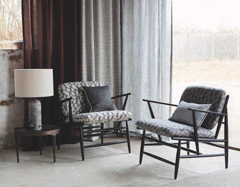 vorhangideen nach mass ulrich erlebnis wohnen sursee. Black Bedroom Furniture Sets. Home Design Ideas